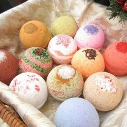 diy bath bombs like lush
