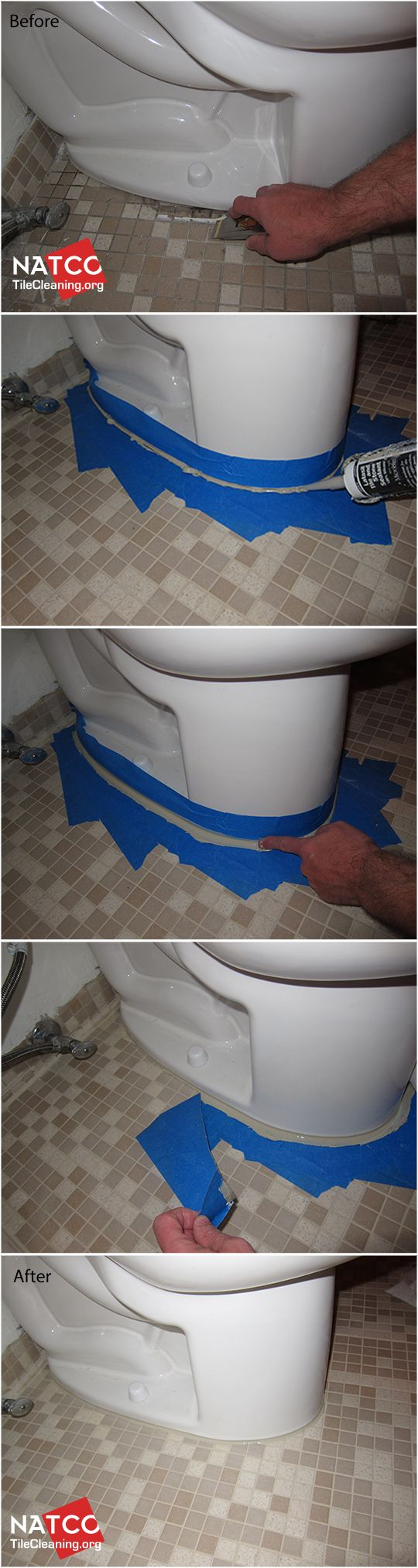 How To Caulk A Bathroom Delectable Inspiration