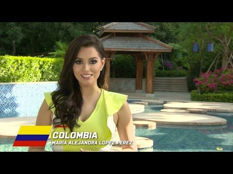 MW2015 : COLOMBIA, María Alejandra López - Contestant Profile - http://www.nopasc.org/mw2015-colombia-maria-alejandra-lopez-contestant-profile/