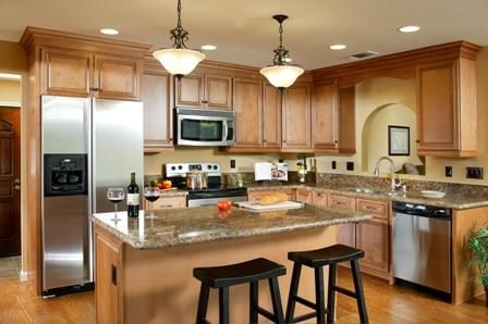 Images Of 1969 Raised Ranch Home Kitchens Kitchen Remodel Sacramento DreamB