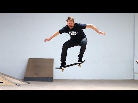 The 5 Easiest Skateboard Tricks For Beginners Youtube Skateboard Youtube Skateboarding Made Simple