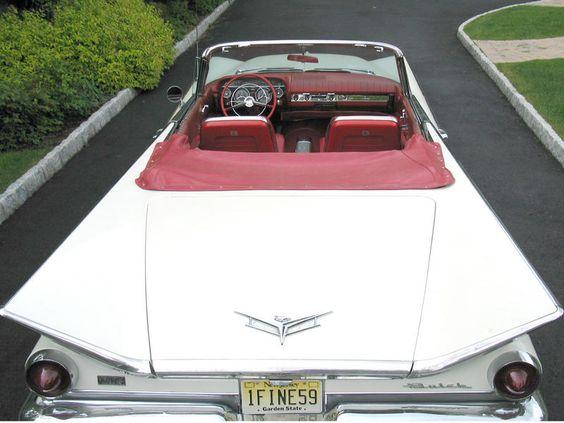 1959 Buick Electra 225 Convertible