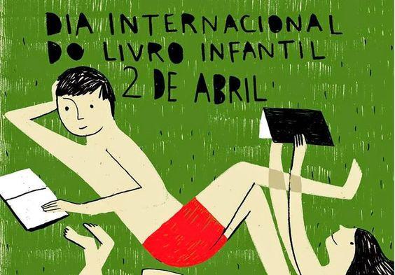 Hoje é dia internacional do Livro Infantil! ~ Leio EU