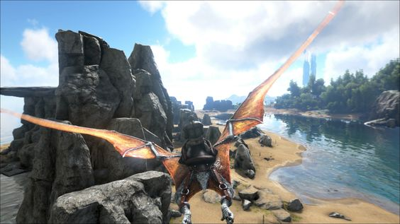 ARK Survival Evolved has been announced for PS4 - copy ark argentavis blueprint