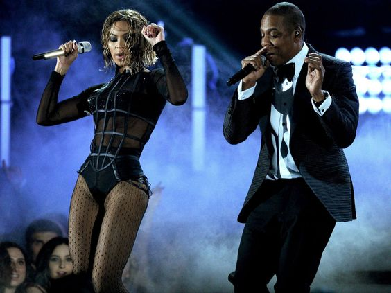 GRAMMYs 2014: Beyoncé And Jay Z Rule The Stage With One Seriously Hot PDA | Drunk in Love, Grammys 2014, Grammy Awards 2014, Beyonce, Jay-Z