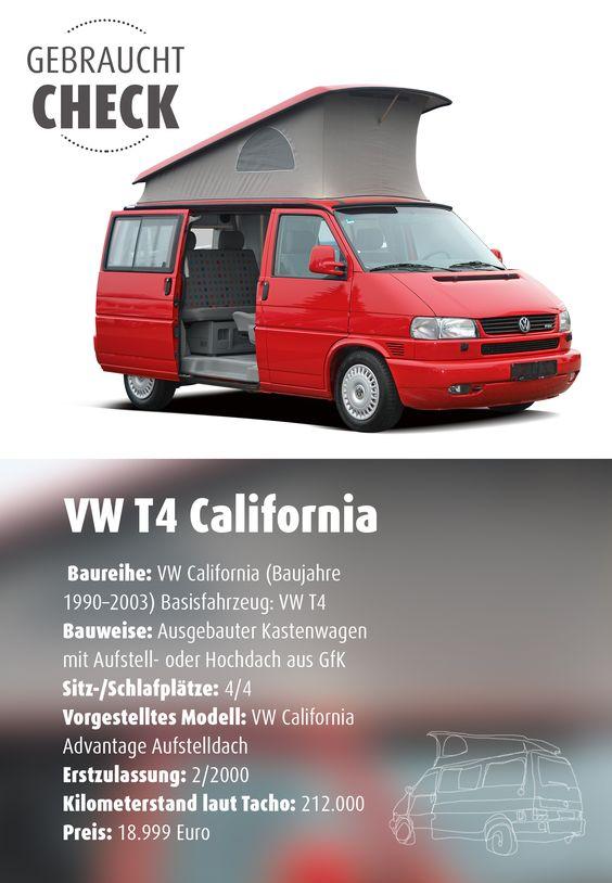 #VW T4 California im #Gebrauchtcheck Was taugt der #Campingbus-Bestseller wirklich?  Er ist und bleibt ein Bestseller. Seit 13 Jahren wird der #VW California auf #T4-Basis nicht mehr gebaut und ist doch als #Gebrauchter so gefragt wie selten zuvor. Das treibt die Preise nach oben – zu Recht?  #Camper #Campingbus #Camping