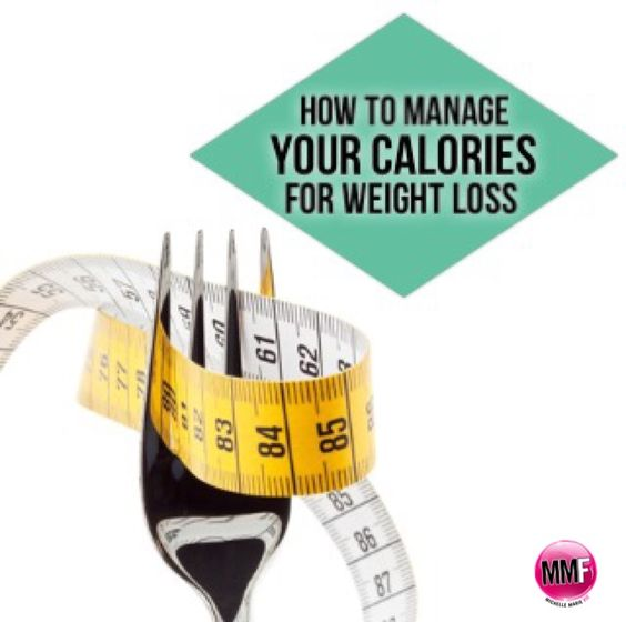 How To Manage Your Calories For Weight Loss | Michelle Marie Fit