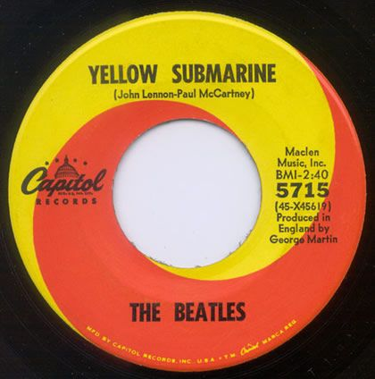 yellow submariner record | Record Yellow Submarine Pic #20
