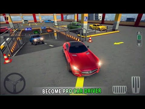 Car Parking 3d Modren Car Parking 3d Android Gameplay Youtube In 2020 Car Games Car Games To Play