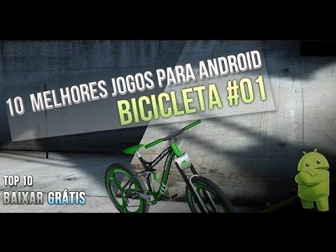 Os melhores jogos para android gratis   #Bicicleta TOP 10