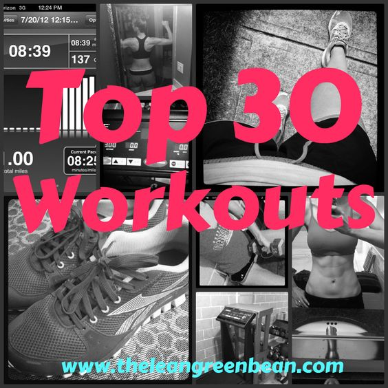 top30 boot camp workouts