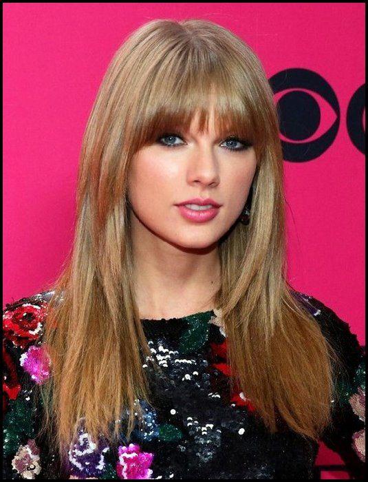 16 Taylor Swift Frisuren