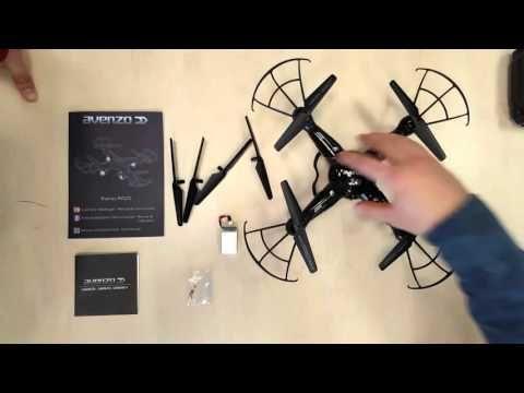 Remote Control Quad Copters - Nano RC Quadcopter - Quad Drone
