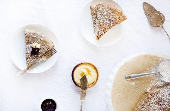 Mandel-Mohn-Kuchen
