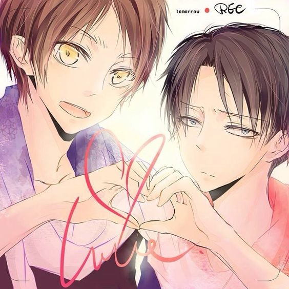 Hungry Lovers (ereri) https://youtu.be/AuuE4YTgHOI  , , And, ,  Undisclosed Desires (ereri) ...