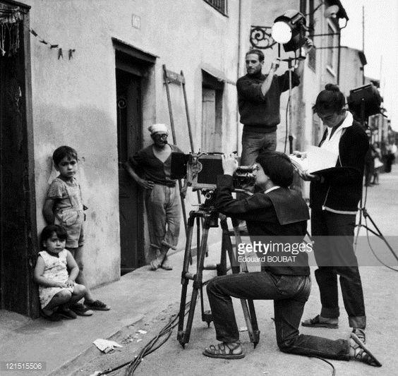 Photo d'actualité : French Film Director.