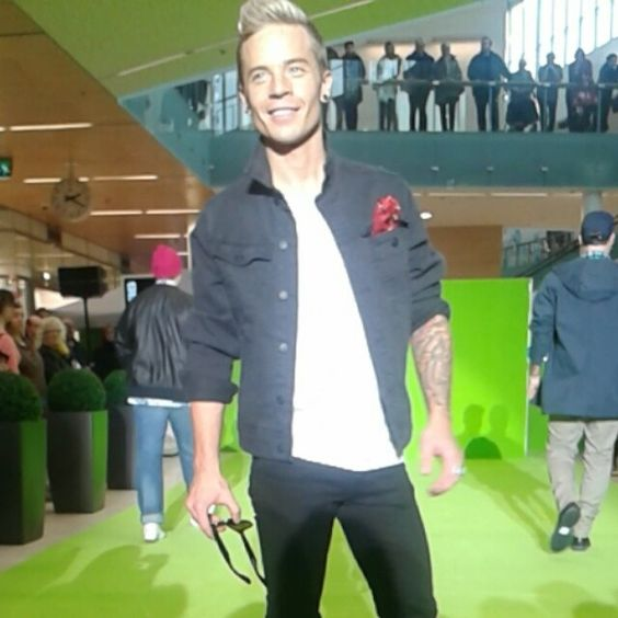 """From Sauli meeting :) ♥"""