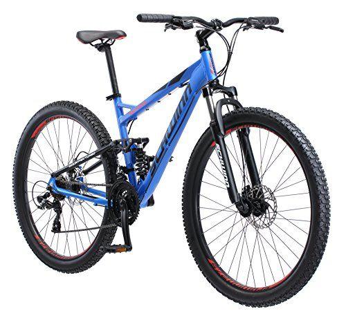 Schwinn Men S Protocol 2 7 Mountain Bike 27 5 Wheels 17 Frame