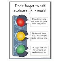 Free Self Evaluation Poster Common Core Pinterest