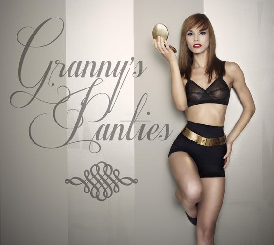 Granny Panties- designed by Devil May Care. xx