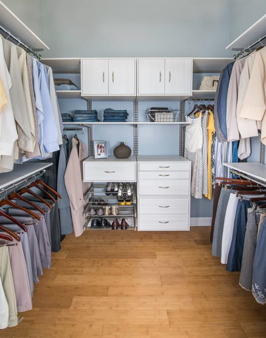 Lovely Free Closet Design Tool | The Clever Closet | Organized Living | Pinterest  | Closet Design Tool, Closet Designs And Organizing