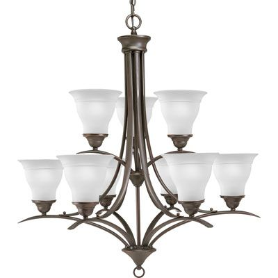 Dining Room Trinity  MSRP/Retail: $748.95  P4329-20      Category: Chandeliers  P4329-20