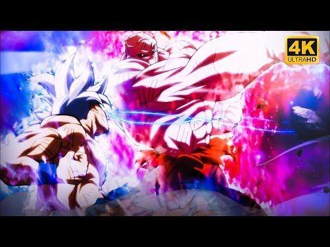 4k Goku Mastered Ultra Instinct Full Power Vs Jiren Full Power Fight Ultra Hd Youtube Dragon Ball Super Artwork Dragon Ball Super Goku Dragon Ball Super