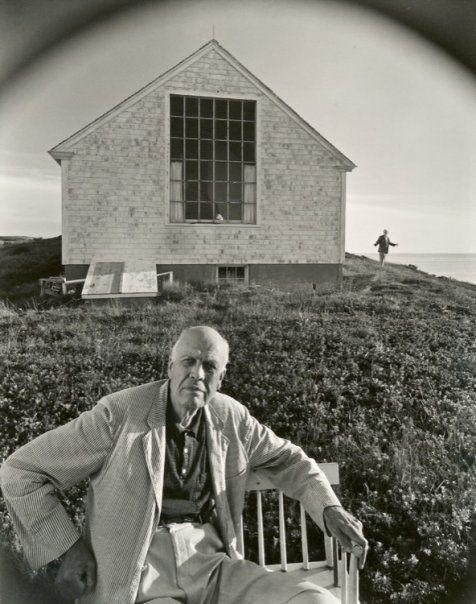 Edward Hopper's house, Truro, MA