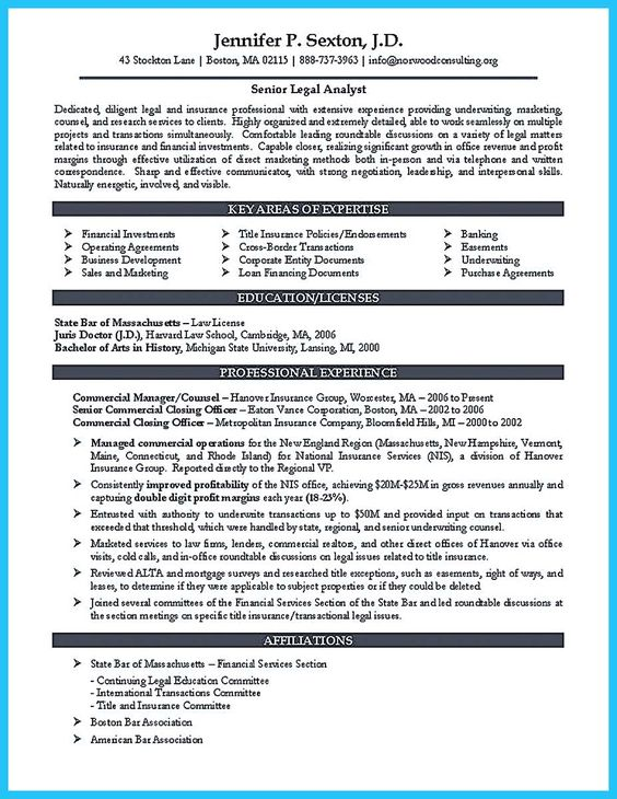 Criminal justice resume uses Summary section of the qualifications - criminal justice resume