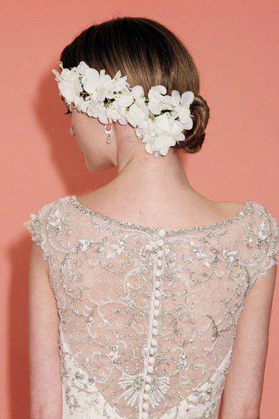Haarschmuck für die Braut ... Blütenmeer