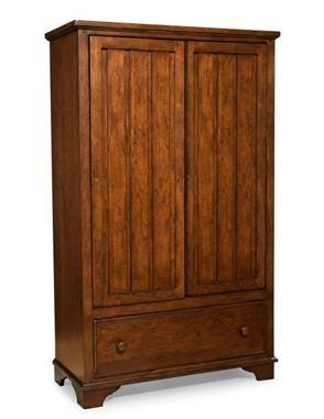 Dawson's Ridge Country Heirloom Cherry Bookcase Locker