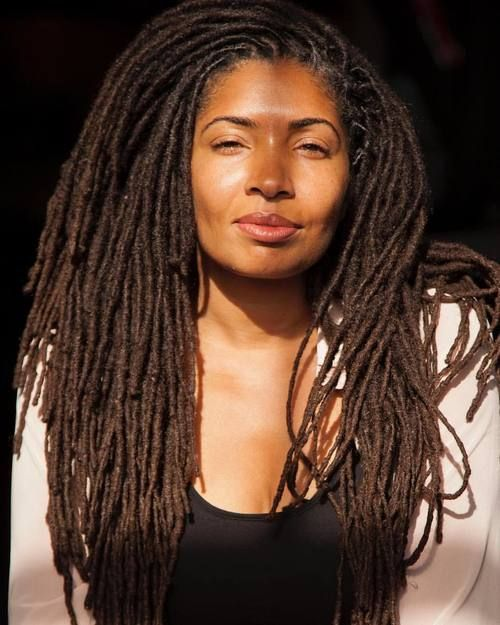 Discovered By Herlucidsky Find Images And Videos About Dreads Natural Hair And Black Women On We Heart I Natural Hair Styles Hair Styles Dreadlock Hairstyles