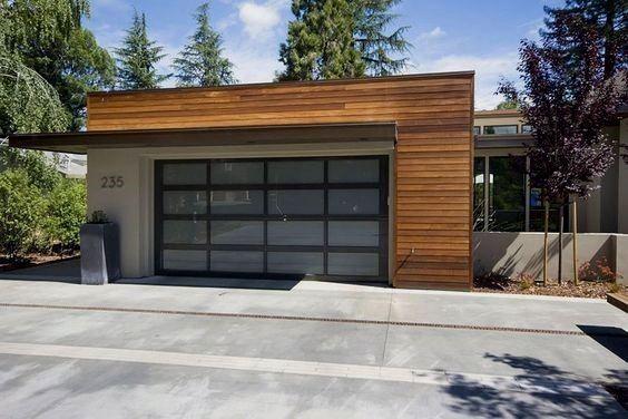 Top 60 Best Detached Garage Ideas Extra Storage Designs Top 60 Best Detached Garage Ideas Extra In 2020 Modern Garage Doors Contemporary Garage Doors Garage Doors