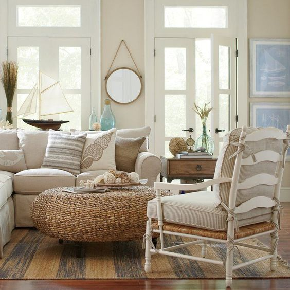 Flawless Neutral Decor Room