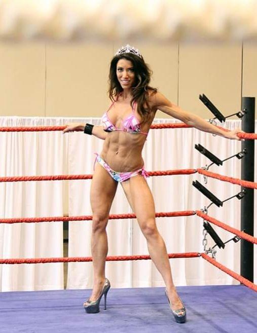 Julie Coram Bonnett Muscle Women Female Athletes Fitness Models