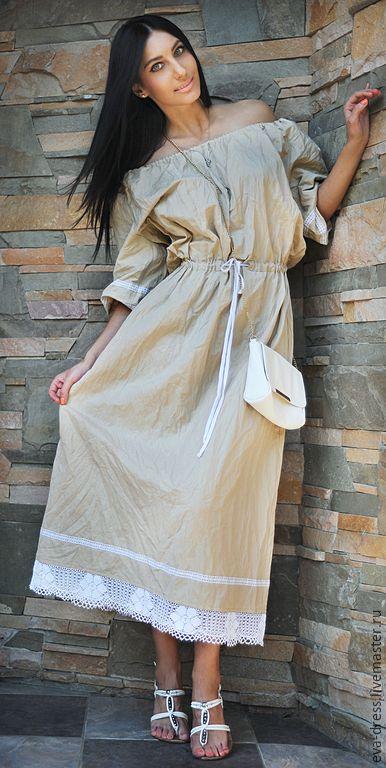платья комбинированные с кожей 2014