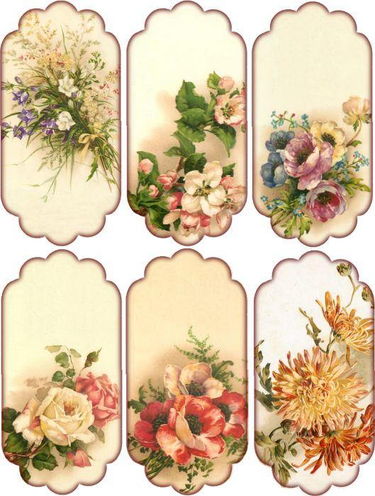 Marcadores florais
