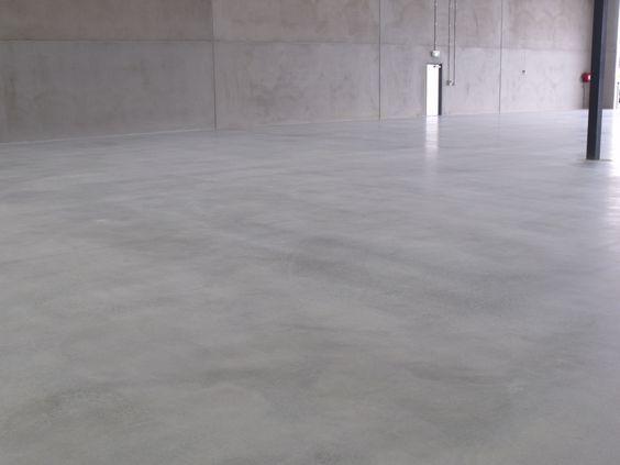 Mat finish polished concrete interior floor http www - How to finish concrete floors interior ...