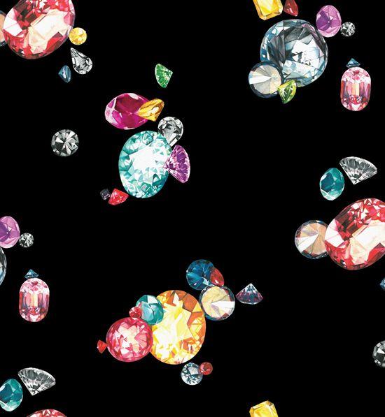 Pinterest the world s catalog of ideas for Jewel wallpaper