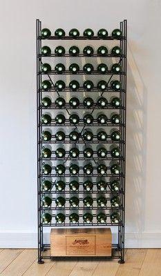 Les Casiers du Manoir Casier à bouteilles, casiers à vin, casiers à magnum, casiers à bouteilles, étagère à bouteille, range bouteille, rayonnage à bouteilles, rangement et stockage bouteilles de vin, rangement vin, meuble bouteilles, aménagement cave à vin . Référence : Standard.