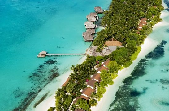 Sylwester na Malediwach