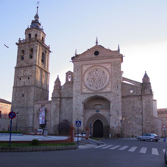 """Toledo Santa María la Mayor, """"La Colegial"""" -"""