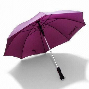 Umbrella with Aluminum Shaft and EVA Handle: Aluminum Shaft, Handle Wholesale, Cheap Promotional, Automatic Long, Custom Umbrellas, Promotional Suppliers, Eva Handle, Wholesale Cheap, Long Umbrella