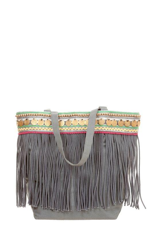#BOLSO #SHOPPER @Amichi 39.99€ #complementos #flecos #tendencia #moda