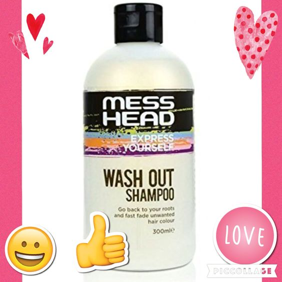 I recently wanted to remove the bright red hair dye from my hair and came across this shampoo in my local pound shop! Honestly guys this is amazing I have used every method going to removed temporary hair dyes and this beats everything I've tried! 5⭐️ product! Look out for more products I've tested ☺️