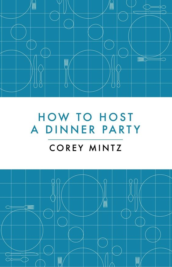 Check out a highly rated how-to-host book that will actually entertain YOU.