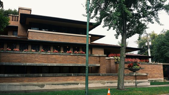 Robie House - Frank Lloyd Wright