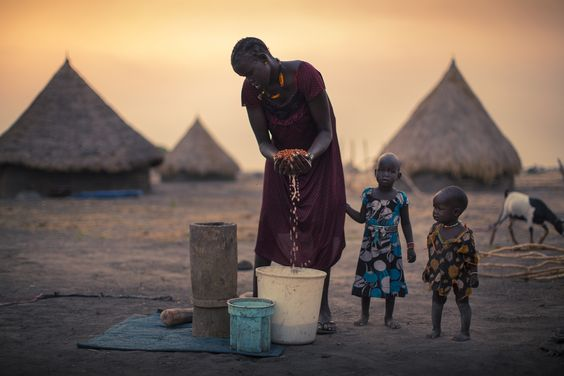 Standing with South Sudan by Samaritan's Purse