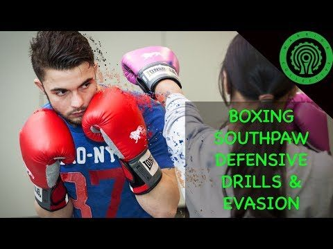 Youtube Boxing Techniques Boxing Training Southpaw