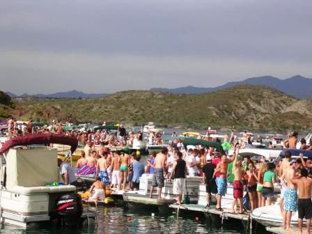 Lake Mead Party